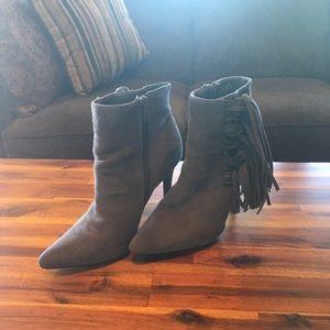 C Label heeled booties